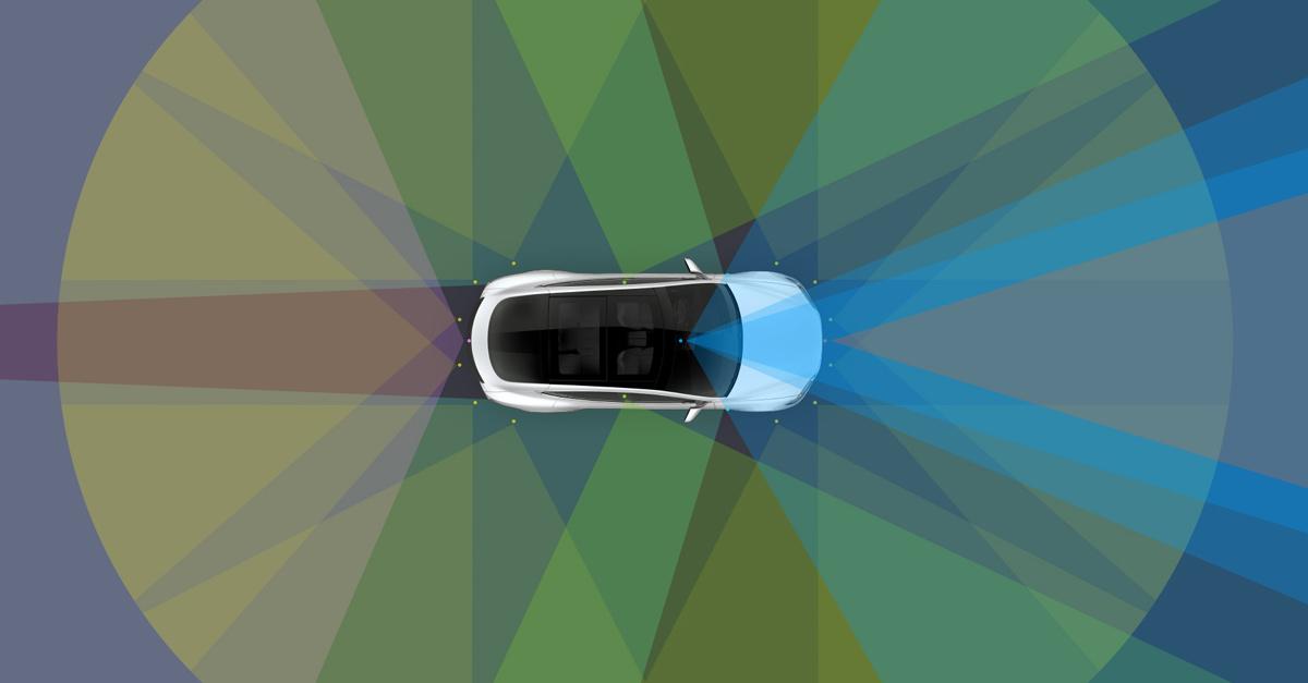 Carros autônomos:o que o marketing digital tem a ver com isso? Fonte: Tesla.com