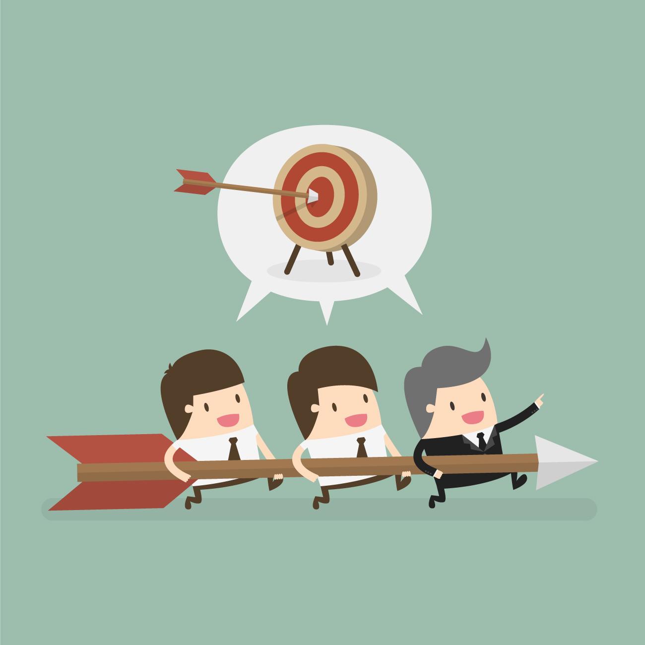 Saiba como definir objetivos de marketing efetivos