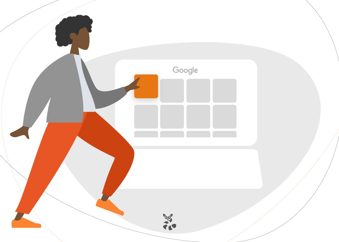 mulher pesquisando boas oportunidades no google shopping
