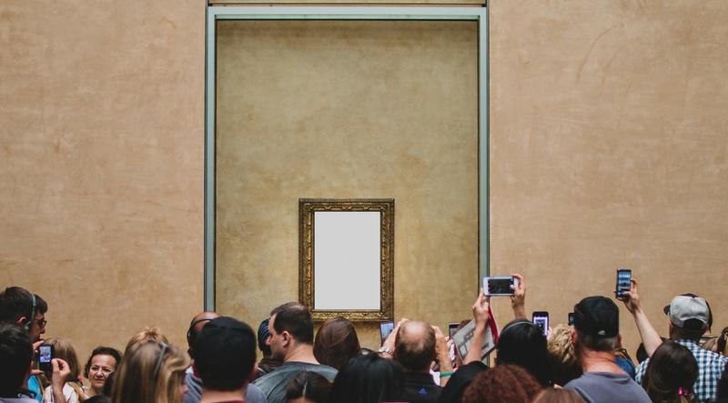 O que é branding: o roubo da Monalisa e a lição sobre o brand awareness - cade a monalisa?
